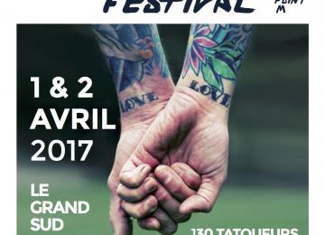 Lille Tattoo Festival   1 et 2 avril 2017   Le Grand Sud Lille