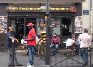 Bienvenue dans le quartier soudanais de Paris