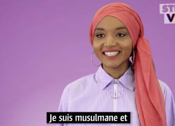 « Je suis musulman et ... il faut qu'on parle »