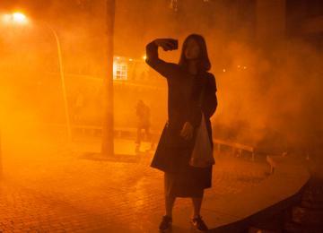 Décès de Liu Shaoyo : un hommage sous les lacrymos