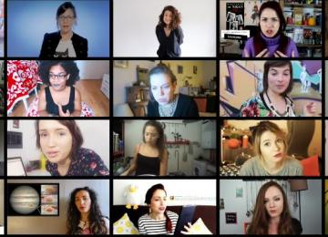 Le docu qui met en avant les femmes sur Youtube