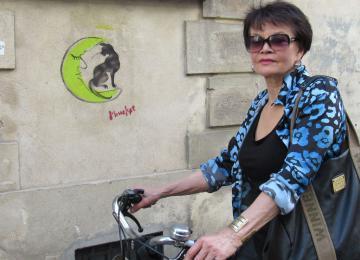 Missekat, la mamie du Street-Art