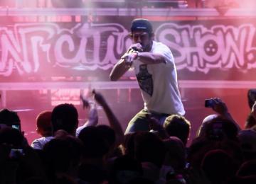 Le Narvalow City Show, plus grand festival de rap indé' en France