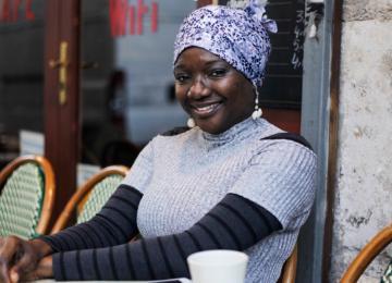 Ndella Paye : militante afroféministe et bientôt députée ?