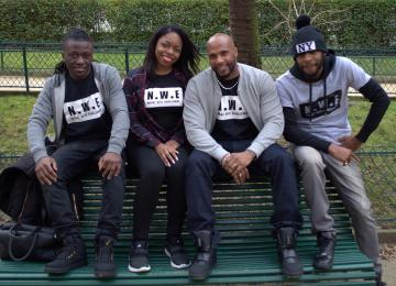 Niggaz With Enjaillement ambiance le web