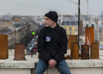 Marc-Aurèle Vecchione, graffeur, antifa et réalisateur de docus cultes