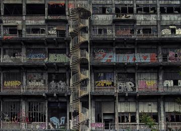 A Pantin, les rois de la com' modélisent «la cathédrale» du graffiti en 3D