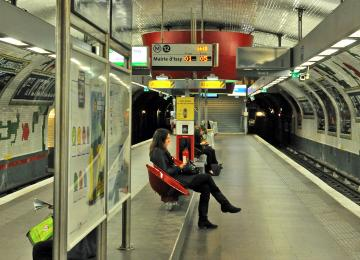 Harcèlement sexuel à la RATP
