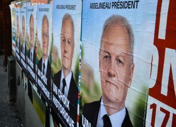 L'UPR d'Asselineau n'est pas un parti conspi, vraiment ?