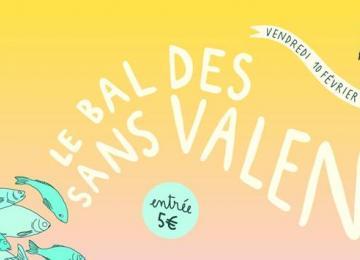 Radio Campus Paris et Retard Magazine fêtent la Sans Valentins   10 février au Chinois (Montreuil)