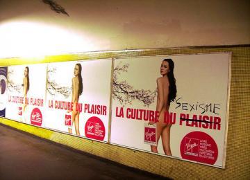 Oui, l'interdiction des pubs sexistes à Paris peut changer la vie des femmes