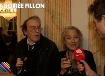 Avec les militants de droite recalés du QG de François Fillon