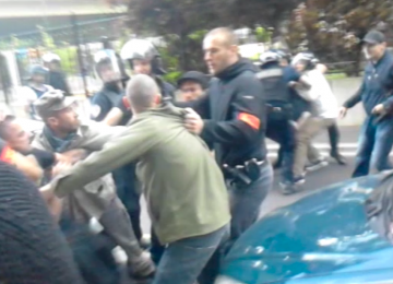 24 heures de GAV et coups de matraque : une squatteuse raconte son évacuation