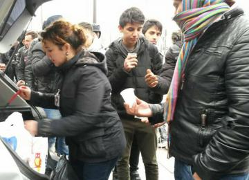 Si l'Etat ne réagit pas, des gens vont mourir de faim à Paris