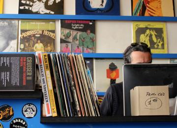 Superfly Records, le disquaire de musique noire
