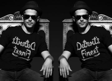 Fabrice Fournier aka Fifou, le photographe aux 600 pochettes de rap