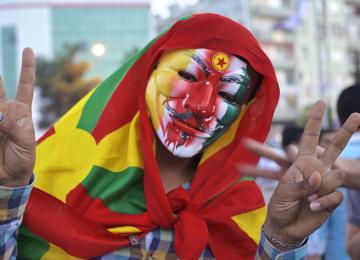 Jour de teuf au Kurdistan