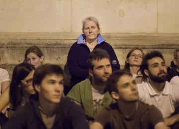 A Nuit Debout, tout le monde déteste les Veilleurs