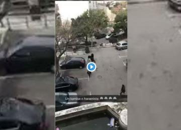 Vidéo : des policiers enfilent des habits musulmans pour interpeller un dealer