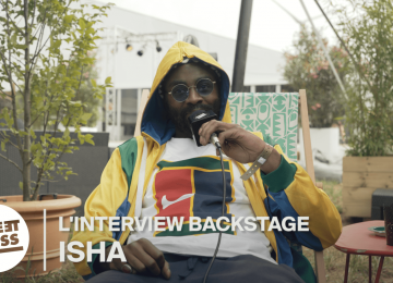 L'interview Backstage de ISHA