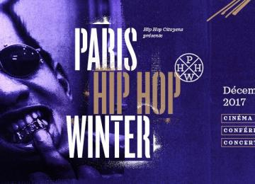 Paris Hip-hop WINTER 2017 | Du 1er au 10 décembre