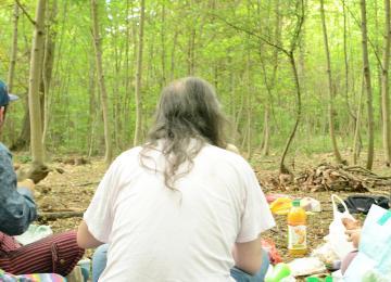 On a prié le dieu Pan dans le bois de Vincennes avec des néo-paiens