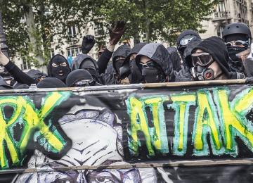 Au procès des manifestants du 1er mai, on plaide le «délit politique»