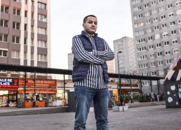Taha Bouhafs, le fumeur de chicha qui a fait tomber Benalla