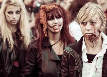 Lille, ville interdite aux zombies