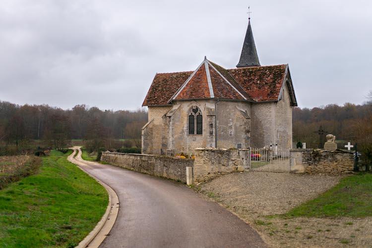 Andra 9 clocher