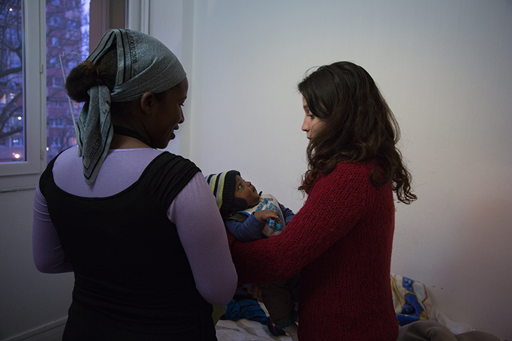 femmes réfugiés 11